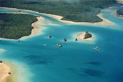 Baie de Upi New Caledonia