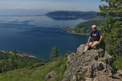 Baikal See Sibirien