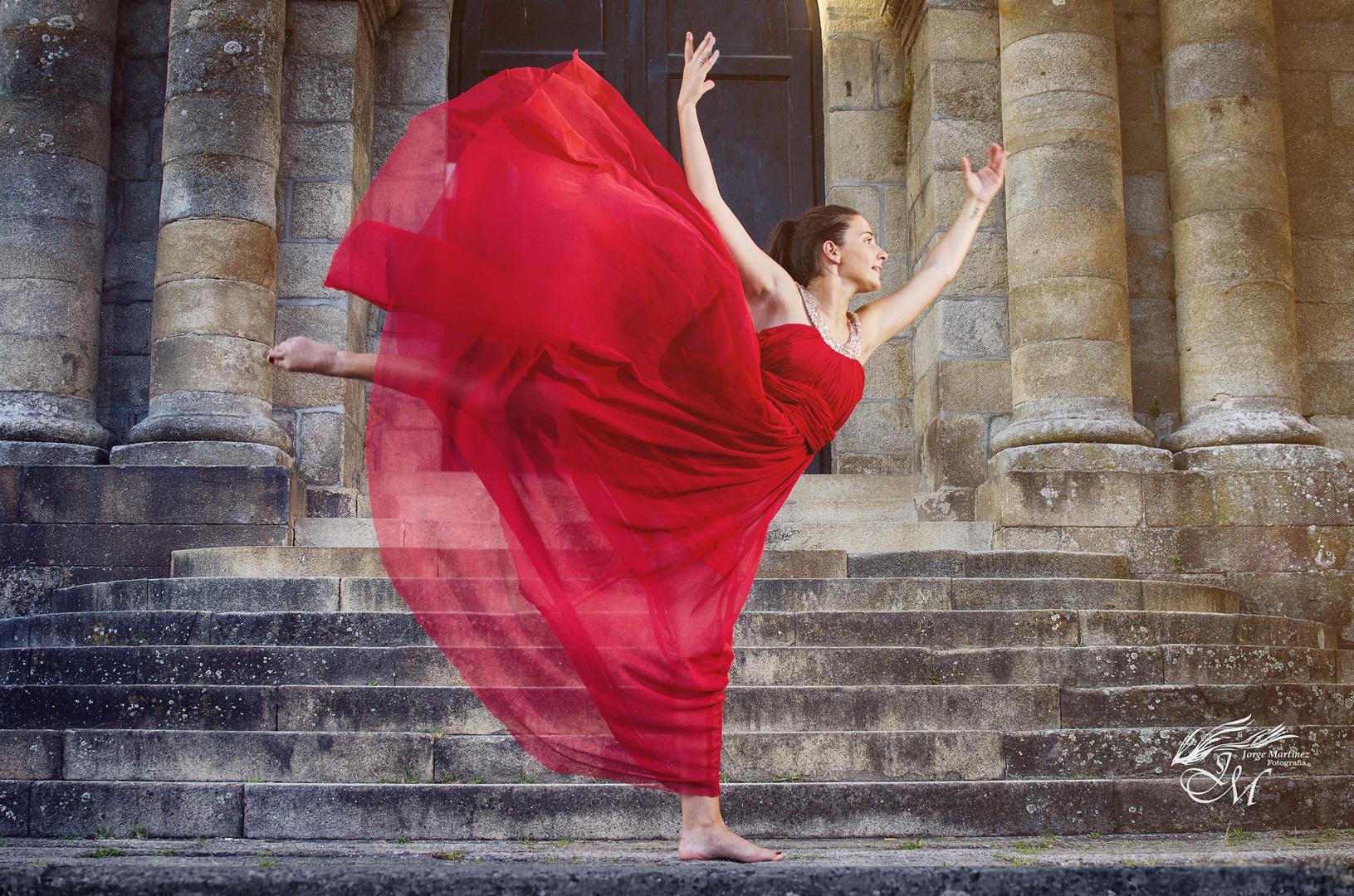 Bailar es el lenguaje secreto del alma