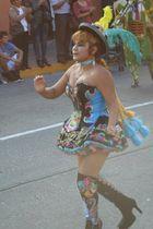 Bailarina de danza