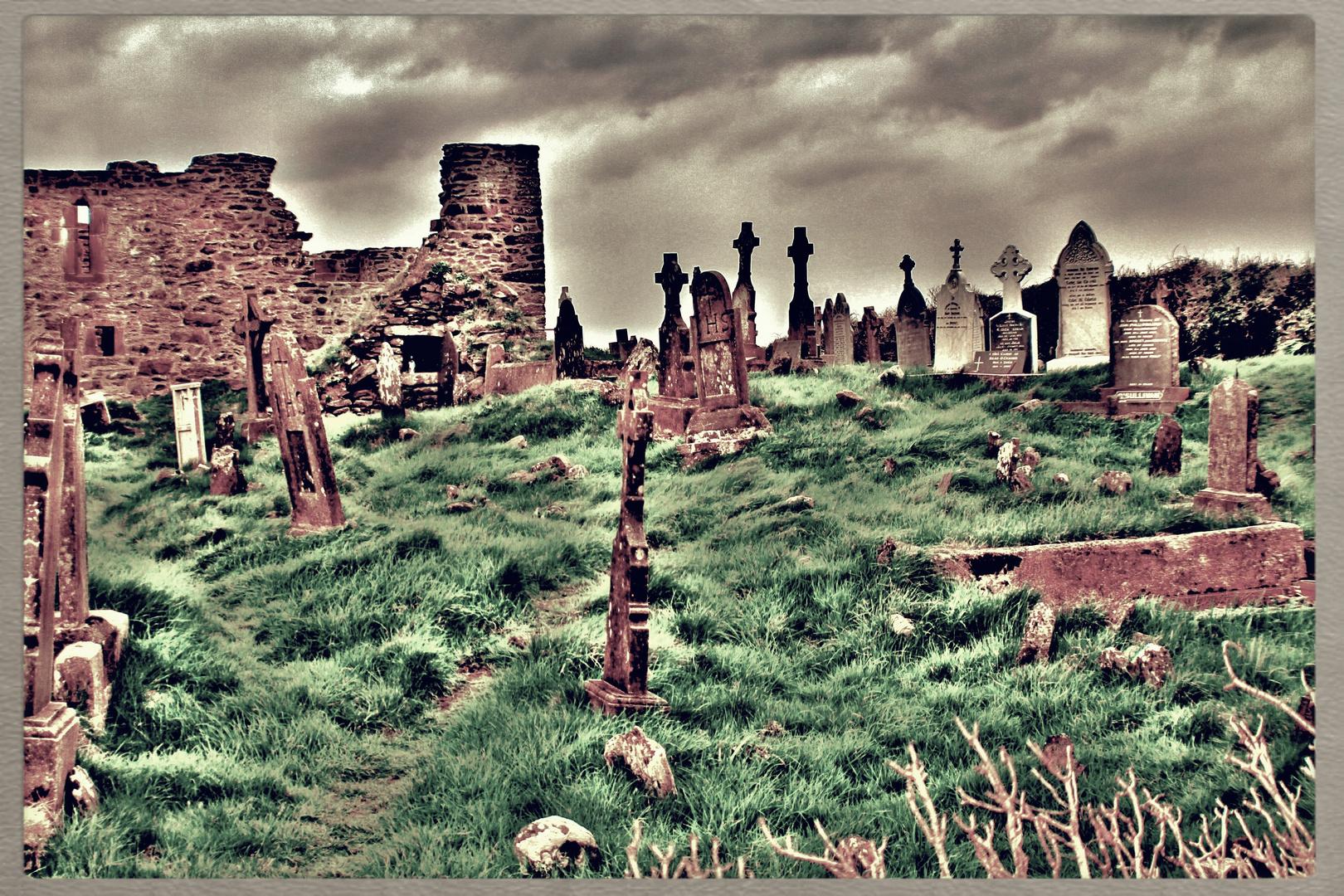 Baile an Sceilg / Ballinskelligs, Priory