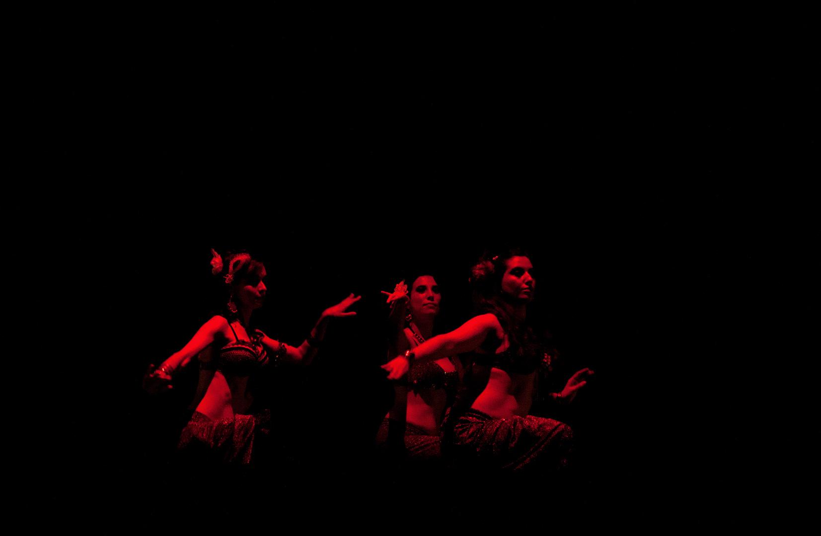 Baile de vientre