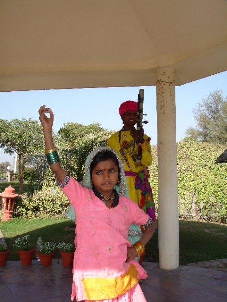 Baile Indu