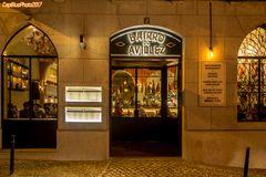 Bairro do Avillez - Top Restaurant und Weinbar in Lisboa