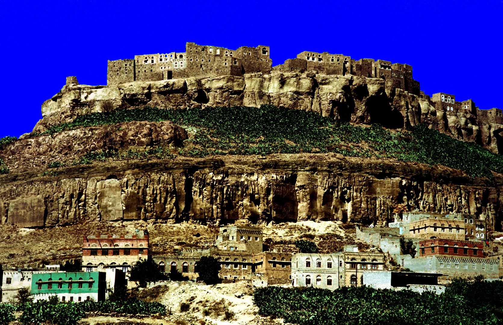Bait Baus unweit von Sanaa