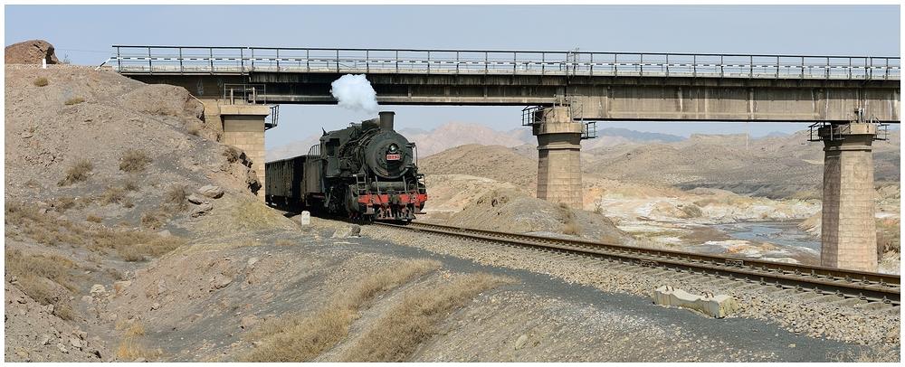 Baiyin 2013 - XII - Güterzugleistung
