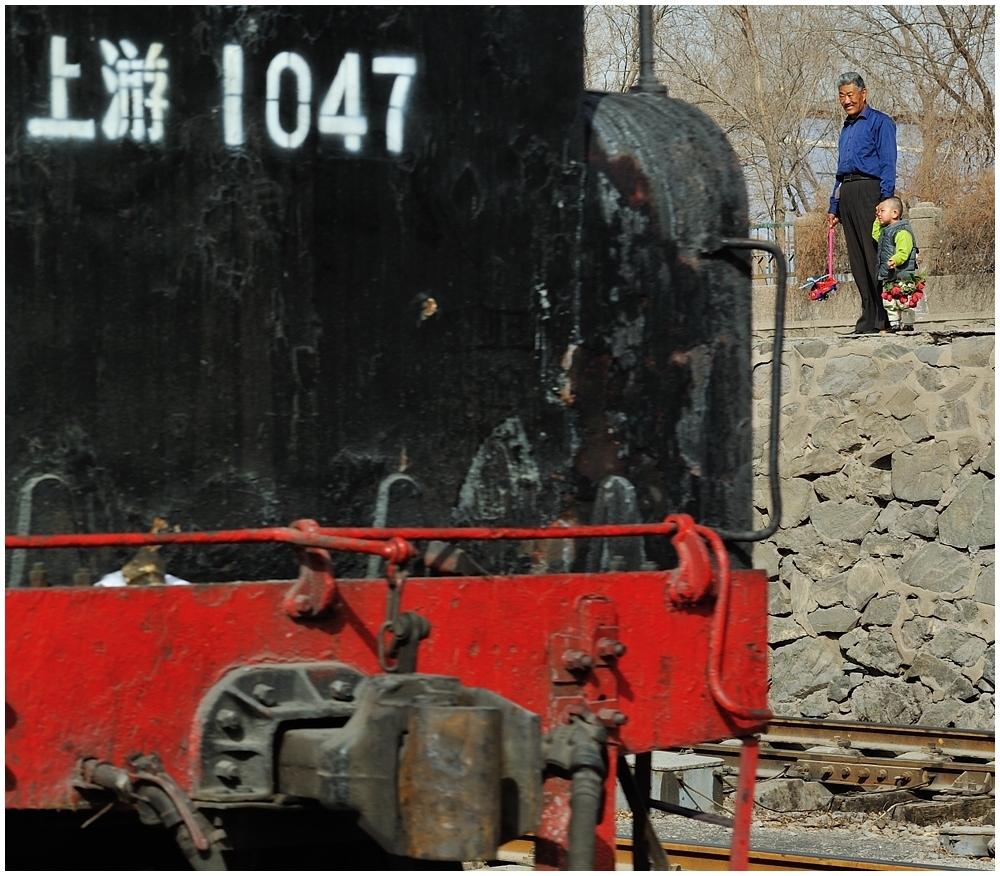 Baiyin 2013 - XLI - Faszination Dampflok