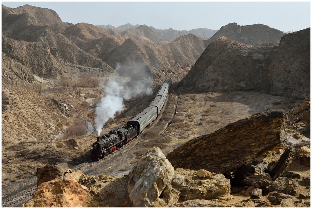 Baiyin 2013 - XLIII - Abschied mit Volldampf