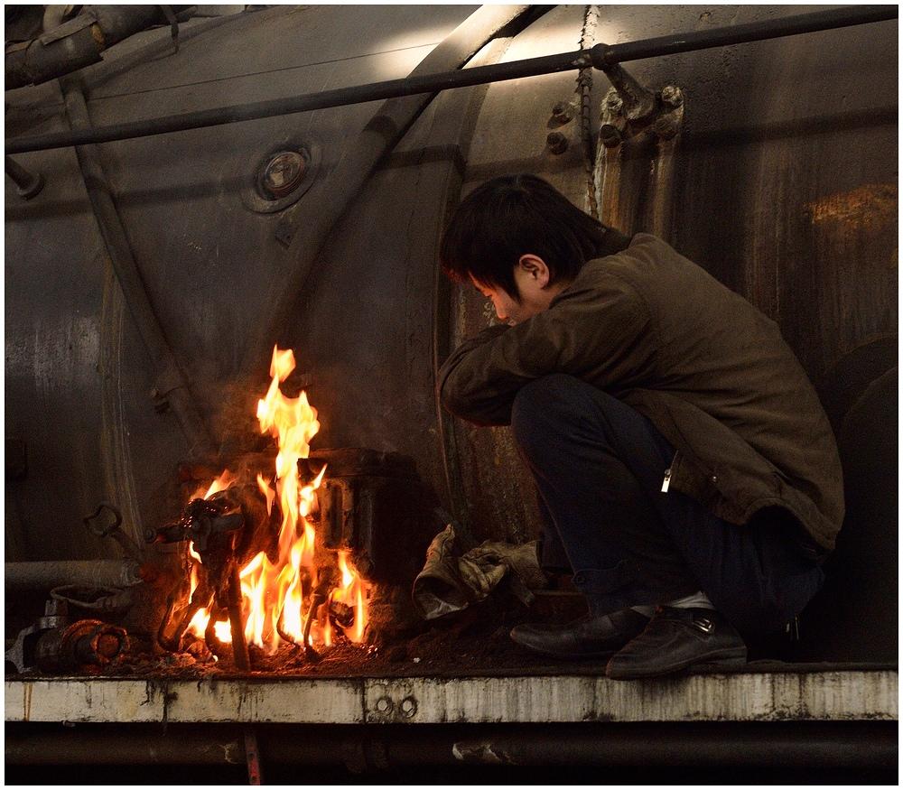 Baiyin 2013 - XXIX - Altölentsorgung