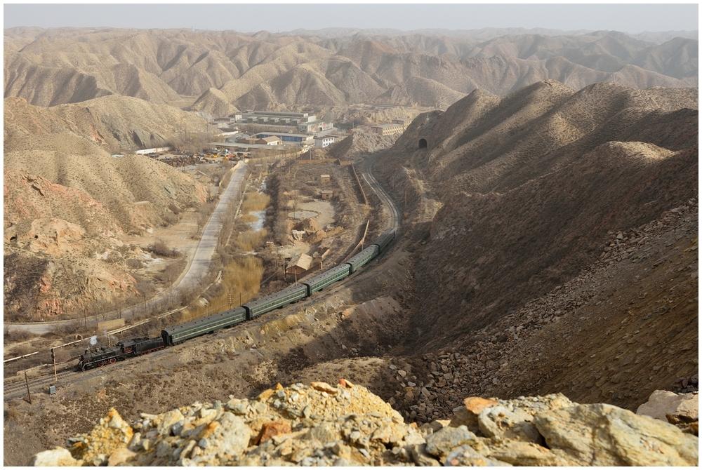 Baiyin 2013 - XXXIV - Am höchsten Punkt