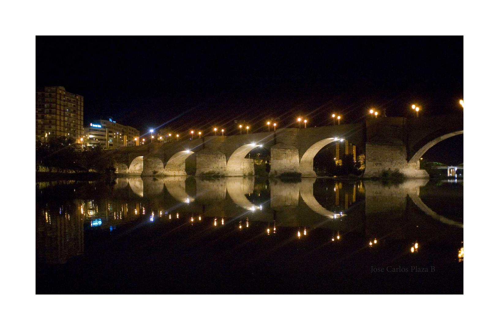 Bajo los puentes del Ebro 1