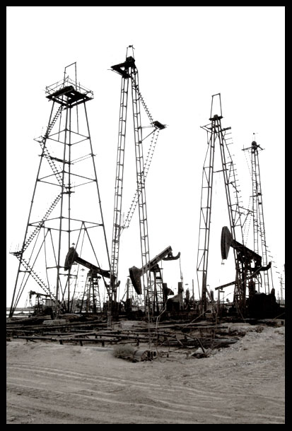 Baku Oilfields
