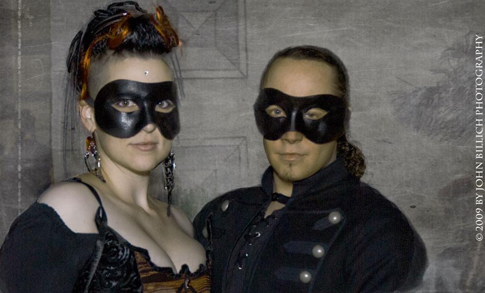 Bal du Masque 2009 2