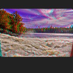 Bala Falls 3-D