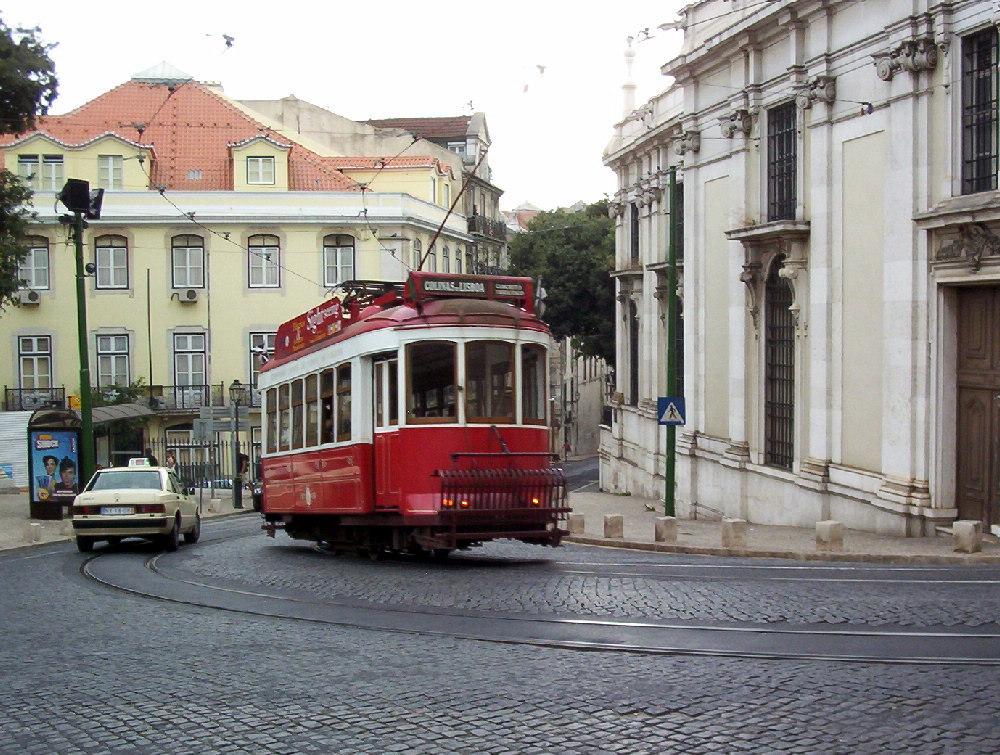 Balade dans Lisbonne, Portugal ....