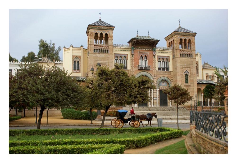BALADE EN CALECHE à Séville