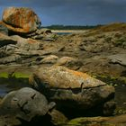 Balade sur la côte bretonne