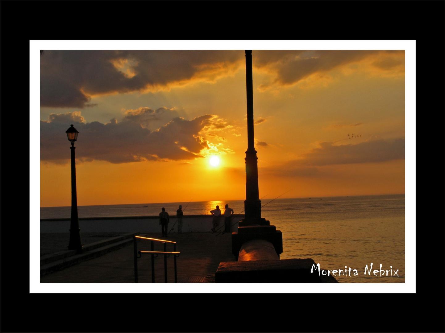 Balcón con vistas al atlantico...