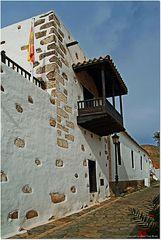 Balcón en Betancuria