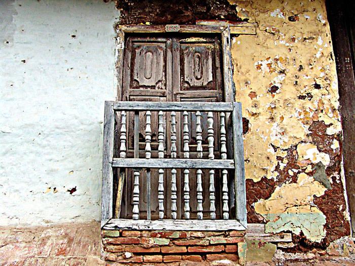 balcone a Cuba