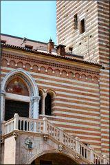 Balcone a Verona