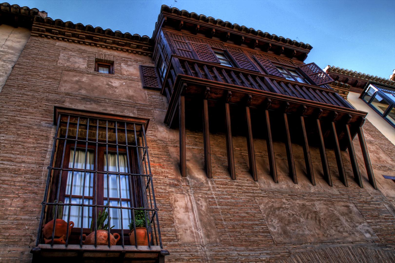 Balcones del Darro