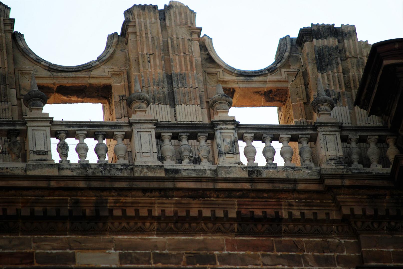 Balcones Inacavados