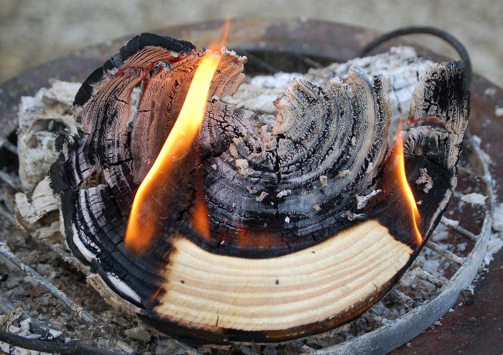Bald brennen sie wieder.............