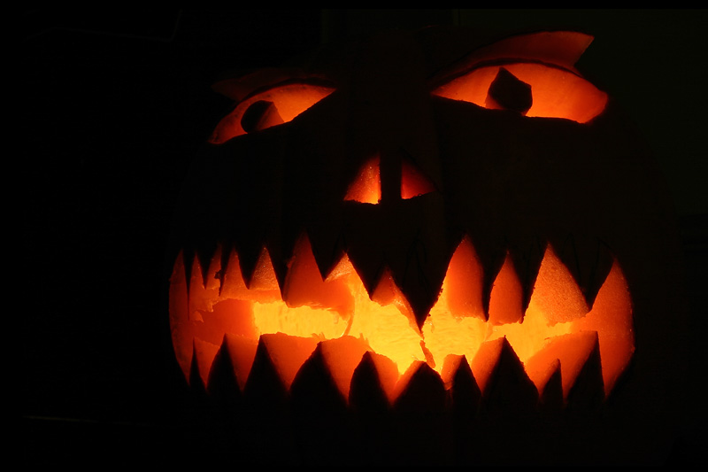 Bald ist Halloween...