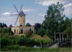 Balearische Mühle von Mallorca