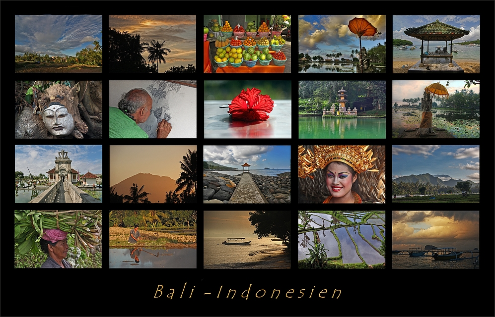 * Bali *