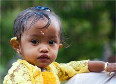 bali baby @tempel tirta empul