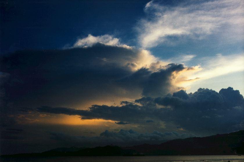 Bali Dragon Fire Cloud
