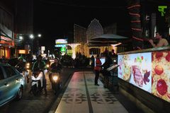 Bali - Kuta - Night-Live 3