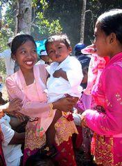 Bali Mädchen
