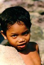 Balinesischer Junge