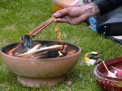 Balinesisches Tempelfest #2
