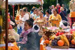 Balinesisches Tempelfest #6