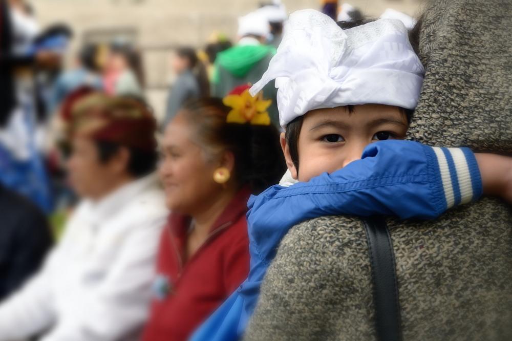 Balinesisches Tempelfest #8