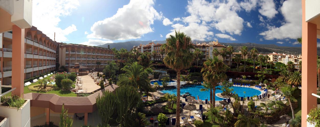 Balkon Aussicht Foto Bild Europe Canary Islands Die Kanaren