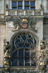 Balkon Duisburger Rathaus I