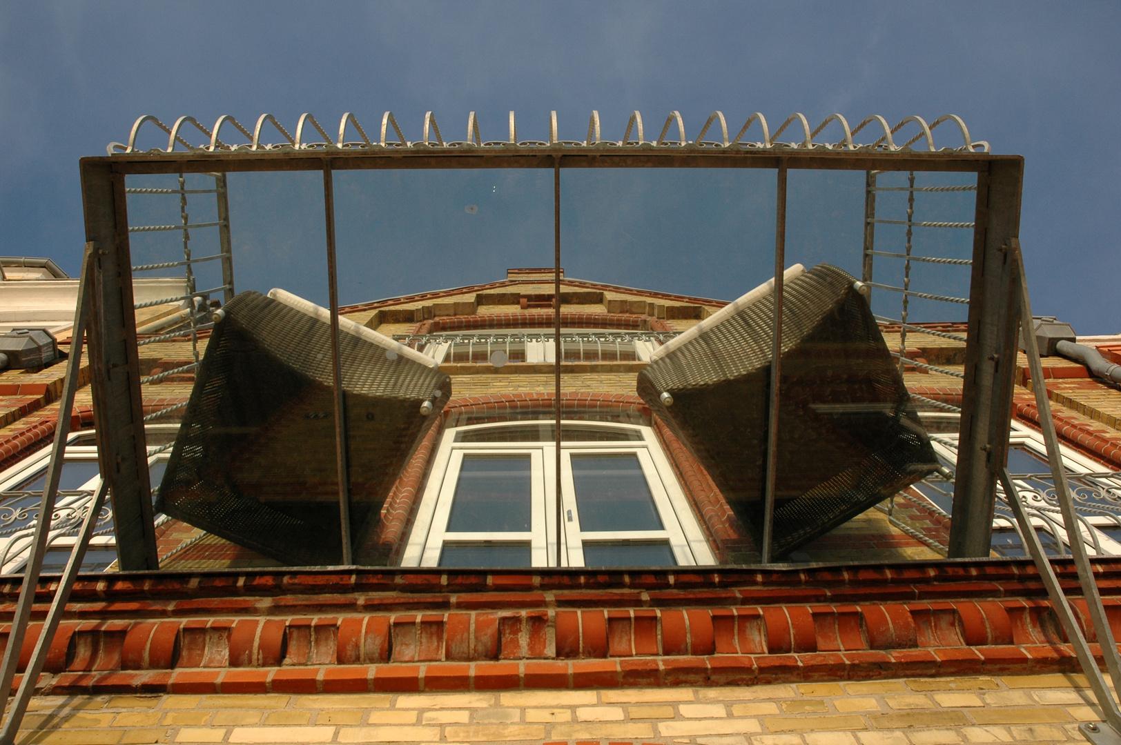 Balkon in Sonderborg/Dk
