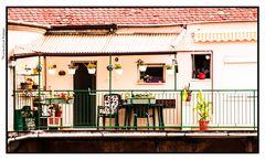 Balkon (Street Fotografie)