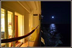 Balkonkabine 8206 auf Aida