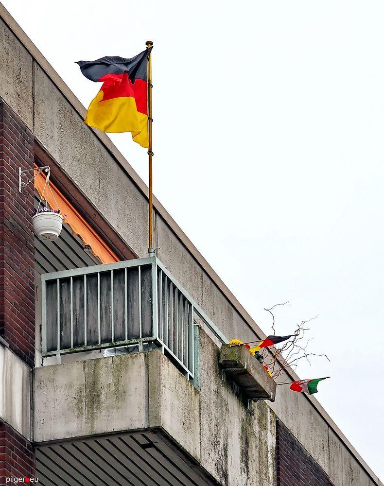 Balkonpatriotismus