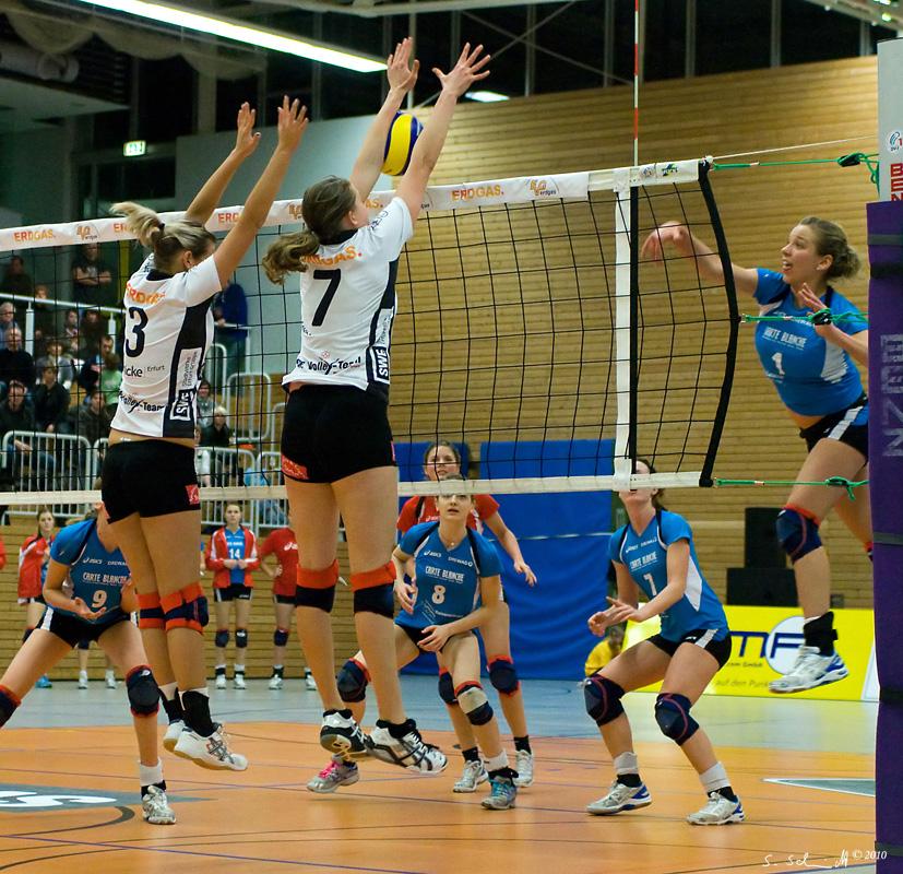 Ball frisst Arm