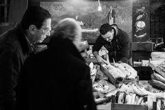 Ballarò market, December 2015