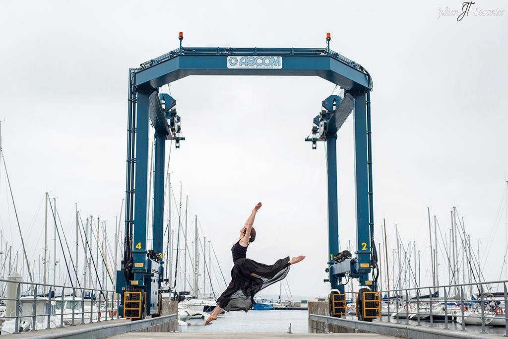 Ballerina in Brest