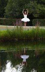 Ballerina Project Spiegelung