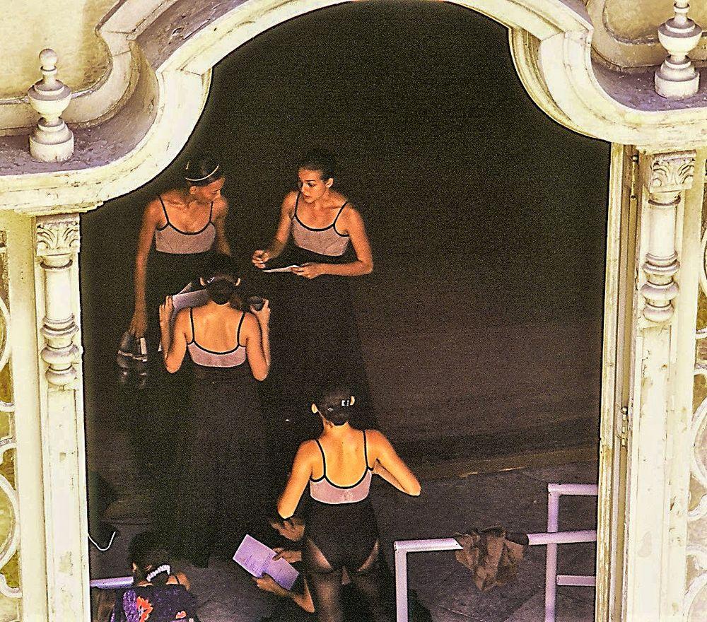 Ballet DURCHBLICK Cuba Dia-21-10-col +7Fotos
